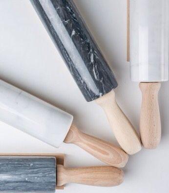 Grey Marble Rolling Pin - Crockery & Utensils - Kitchenware - Kitchen &  Dining - The Conran Shop UK