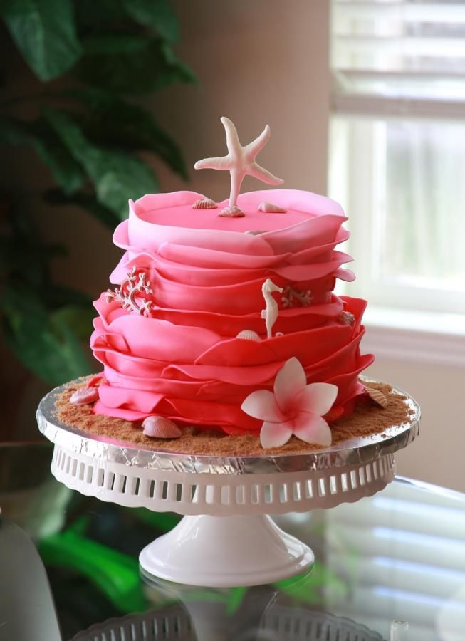 hot wedding cakes 17 best ideas about pink cakes on pink 15343