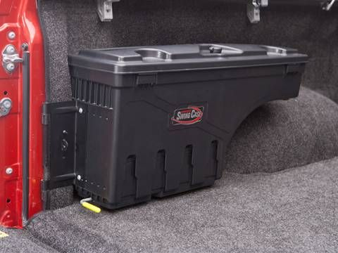 Swing Case Truck Bed Tool Box