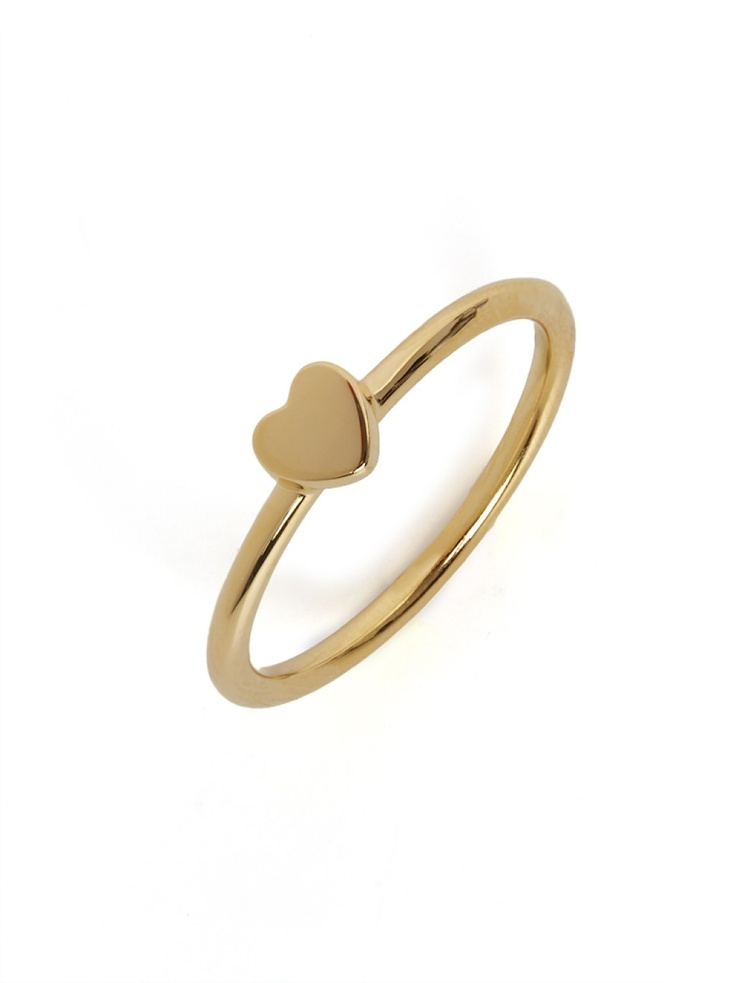 love our Sarah Chloe stackable ring in gold!
