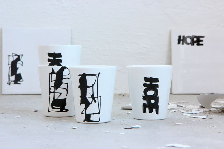 New ceramics s/s 16. Photo: Susanne Kings