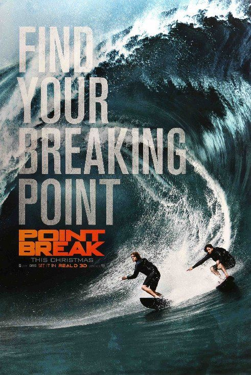 Point Break (2015) #2000s #2015 #action