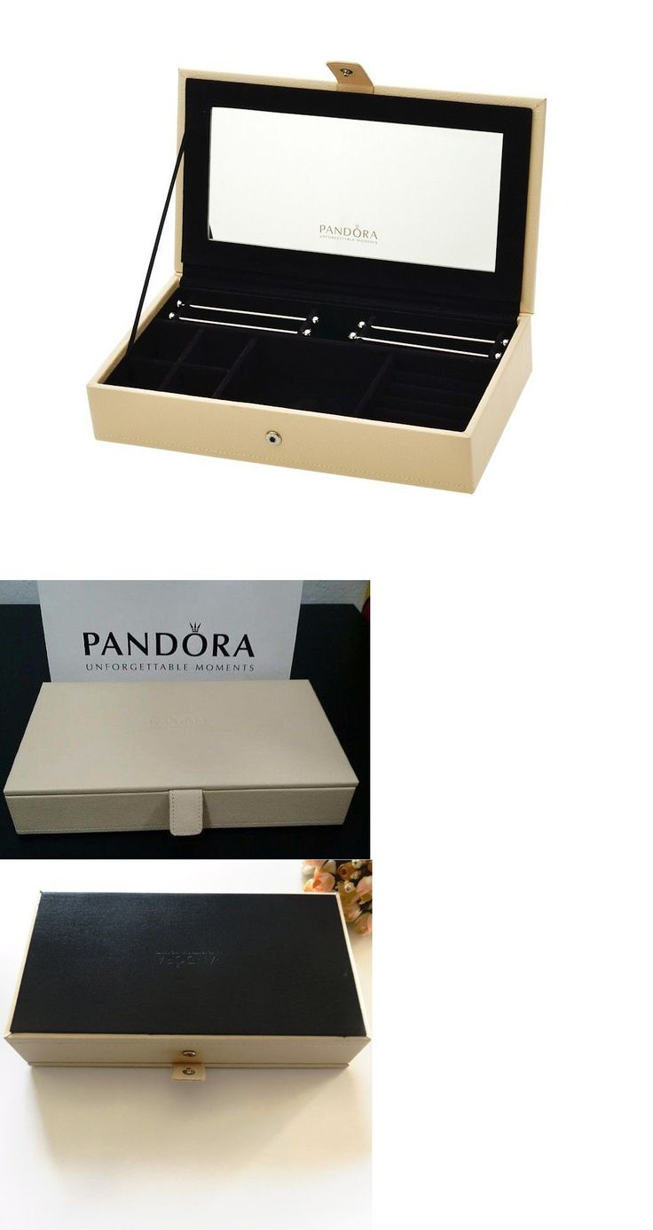Jewelry Boxes 3820: New Pandora Jewelry Box Stores Charm Bangles Bracelet Limited Edition -> BUY IT NOW ONLY: $59.94 on eBay!