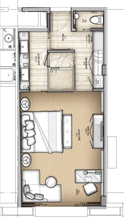 Room Design Drawing 759 best room sketch images on pinterest | architecture, drawing