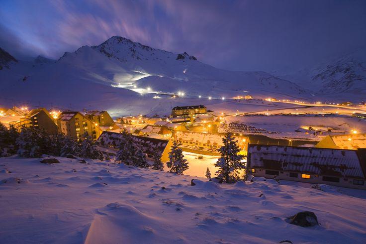 Valle de las Leñas, Provincia de Mendoza, Más info sobre viajes en www.facebook.com/viajaportupais