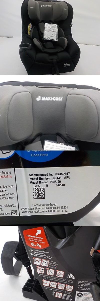 Infant Car Seat 5-20 lbs 66696: Maxi-Cosi Cc133apu - Pria 70 Convertible Car Seat, Total Black -> BUY IT NOW ONLY: $178.69 on eBay!