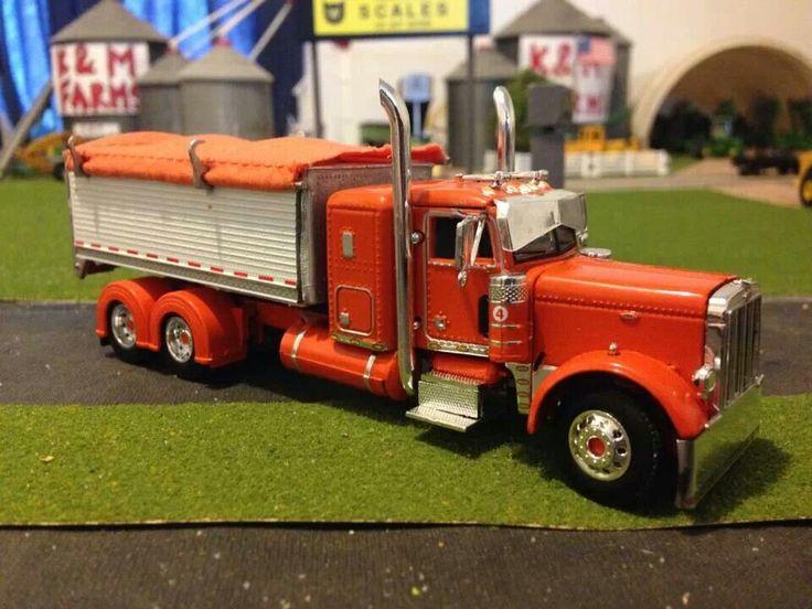 Custom Toy Semi Trucks : Toy semi trucks scale pixshark images
