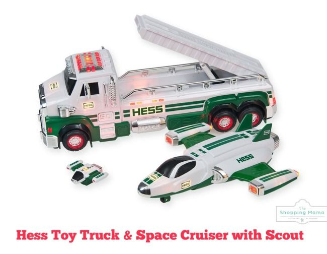 50th Anniversary Hess Toy Truck, Book and Poster | The Shopping Mama #HessToyTruck #50AnniversaryHessToyTruck