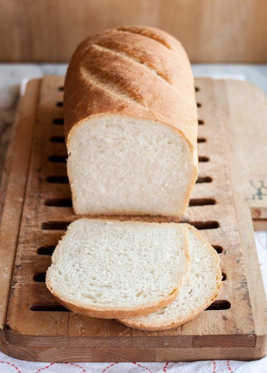 Recipe: Beginner Sourdough Sandwich Loaf — Recipes from The Kitchn