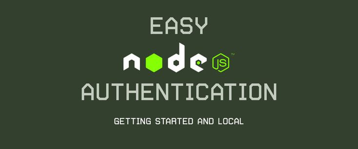 This tutorial has been updating for ExpressJS 4.0. Read more here.Authentication and logins in Node can be a...