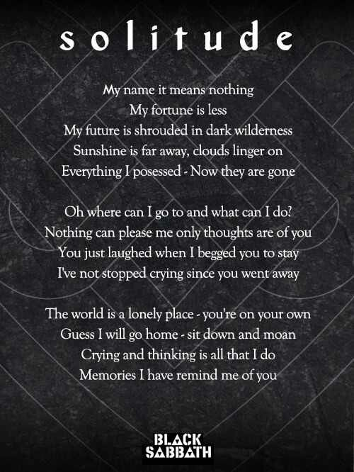Die young sabbath lyrics