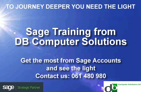 We provide best Sage 50 Accounts Software Trainings services in Ireland. We offer Sage 50c Accounts Training, Sage 50c Accounts Plus, Sage 50c Accounts.For more details visit our website dbcomp.ie or contact us at 061 480 980.