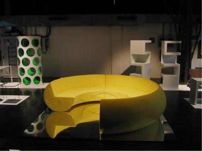 Aziz Sariyer Istanbul sofa