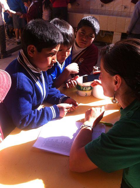 Mejora de Capacidades Productivas y de Oportunidades de Desarrollo para las Mujeres Campesinas en el Distrito de Ccatcca (Perú). http://estrechandolazostds.wordpress.com/