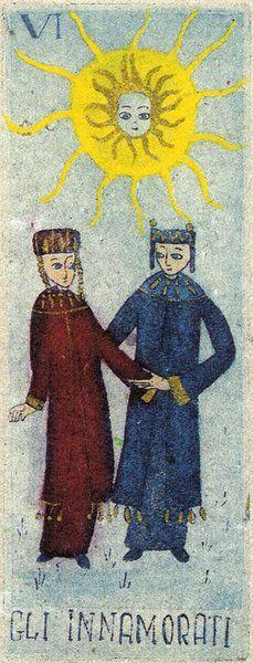 la corte dei tarocchi the lovers - Pesquisa Google
