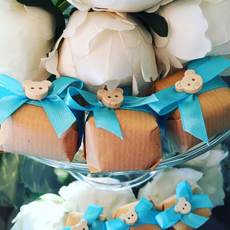 It's a boy 💙 .. chocolates by chocoballoon