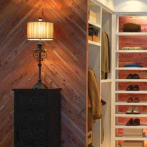 American Pacific Red Cedar Closet Liner Plank 15sq Ft At Menards Closet Master Layout