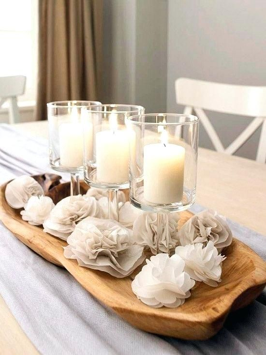 Dinner Table Deco Best Everyday Centerpieces Ideas Only On Decoration In Simple Dining Decor 18 Christmas