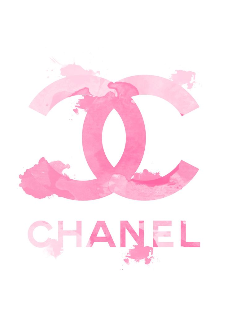 Chanel PInk 8.5 / 11Art FashionIllustration to print …