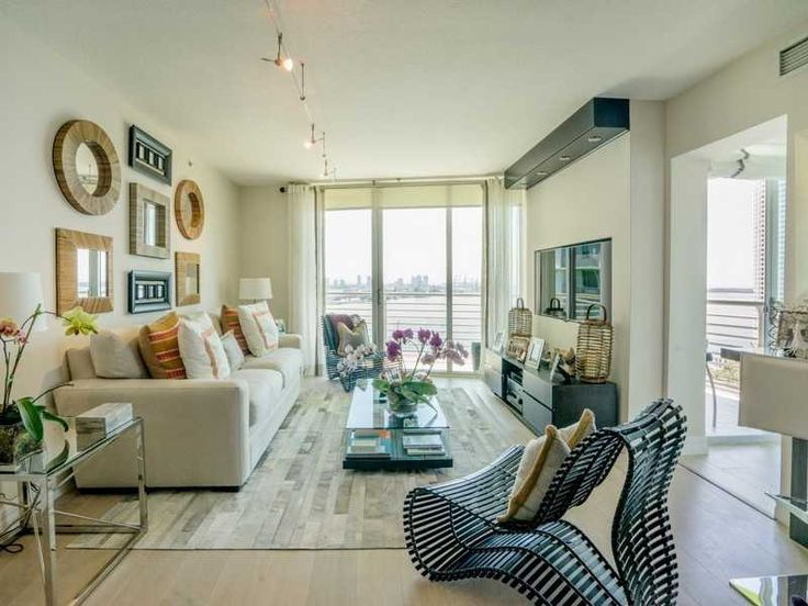 325 S BISCAYNE BL 2323, Miami FL 33131 3 Bedrooms | 2 Bathrooms | Sq