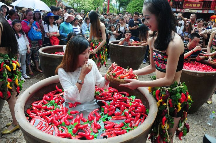 HUGE Study - Eating Red Hot Peppers = LONGER LIFE