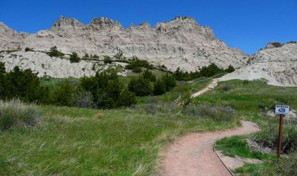 South Dakota Parks & Trails