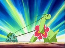 bulbasaur vine whip - Google Search
