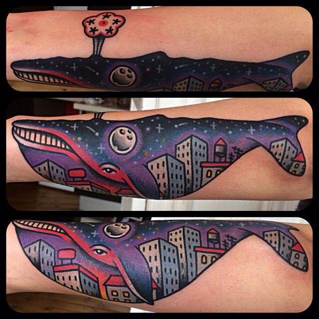 Cuando el tatuaje se convierte en arte...(Grandes tatuadores) - Página 4 E949718391fada997ea5527eff0b894f
