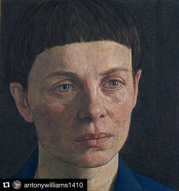 #Repost @antonywilliams1410 with @repostapp ・・・ Natalia #eggtempera #representationalart #representationalartist #galleryart #portraitpainting #artistoninstagram #portraitartist #galleryartist #realistpainting