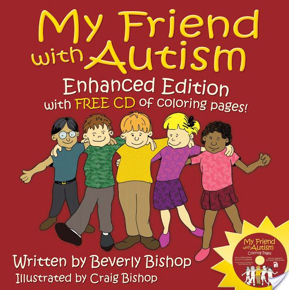 My Friend With Autism Coloring Book | National Autism Resources