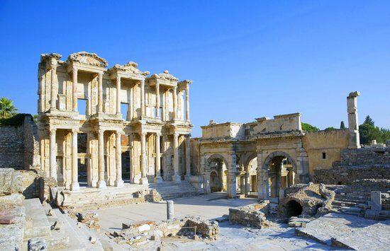 5. Ancient City of Ephesus, Selcuk