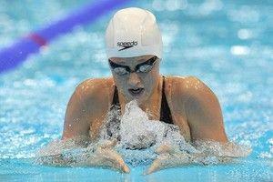 Molly RENSHAW [Bronze] [Women's 200m Breaststroke] glasgow 2014 England