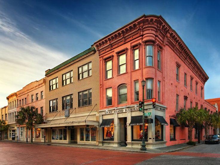 Top Hotels in Charleston, SC - Readers' Choice Awards 2015 - Condé Nast Traveler
