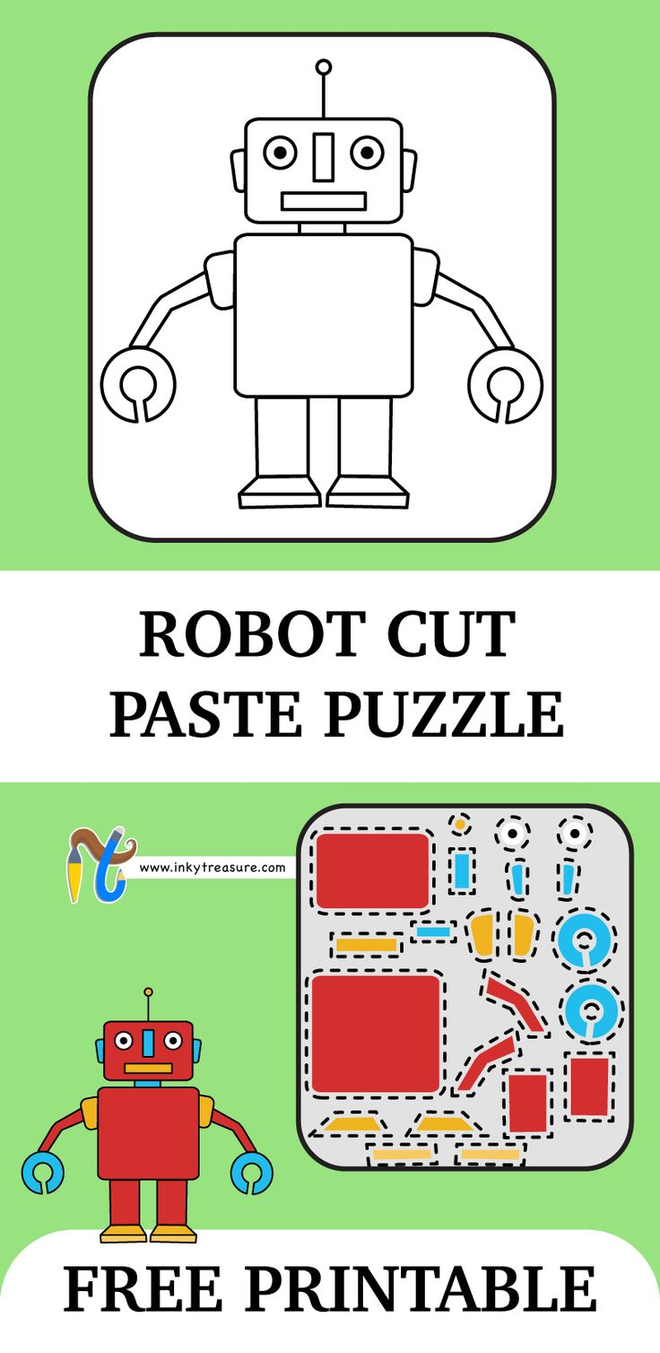 281 best Free Printable Puzzles for children images on Pinterest