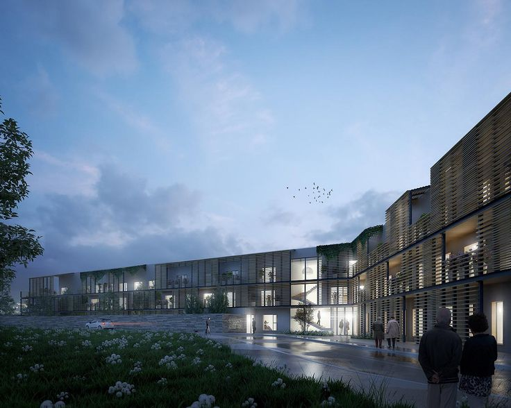 1562 best Architecture - Renderings images on Pinterest ...