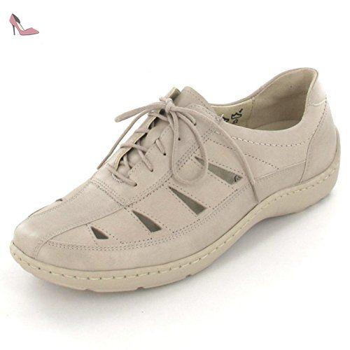 41 42 Chaussures Waldläufer rouges Fashion femme 39 nAUm0jsPZ