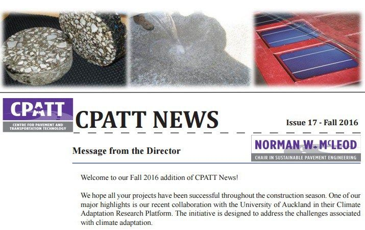 CPATT and University of Auckland Joint Initiative Revealed