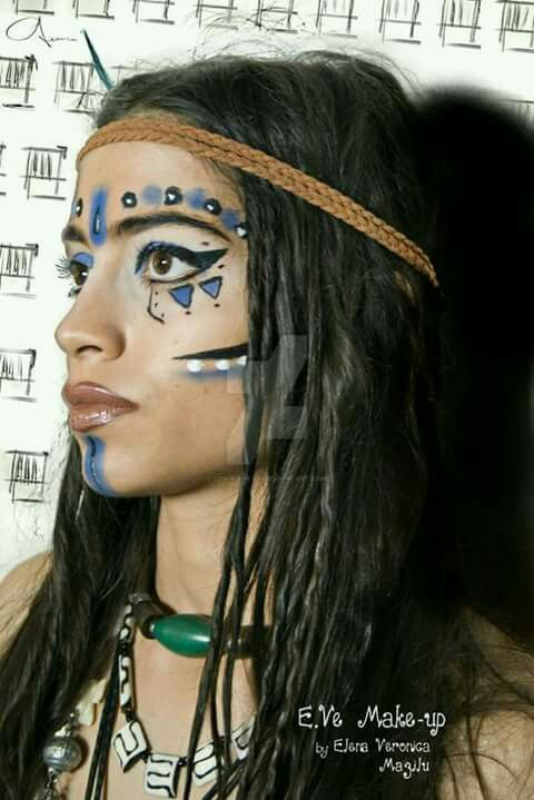 1000+ ideas about Indian Face Paints on Pinterest | Wes ...