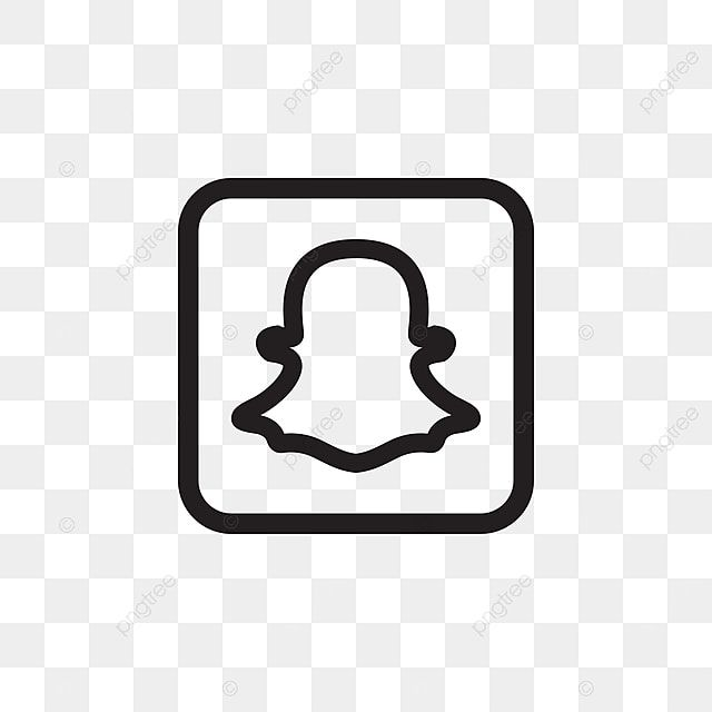 Snapchat Social Media Icon Design Template Vector Snapchat Logo Snapchat Icons Social Icons Logo Icons Png And Vector With Transparent Background For Free Do Snapchat Logo Snapchat Icon Social Media Icons