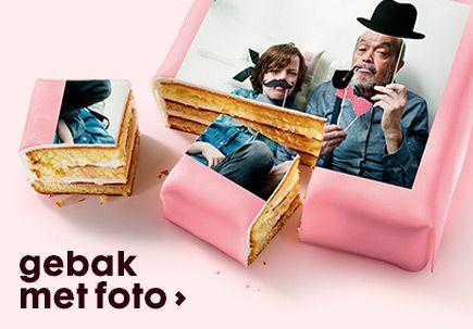 De origineelste taarten ontwerp je natuurlijk zelf, met een beetje hulp van ons.