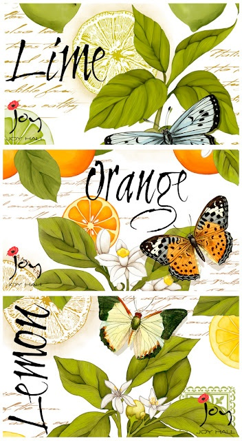 Design by Joy Hall