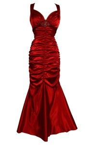 i love cheap under 100 dollars red plus size prom dresses with long mermaid style