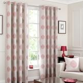 Red India Curtain Collection