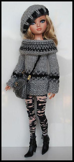 Trendsetter doll ...love the leggings