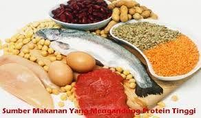 Makanan berprotein tinggi mudah di cerna ! – Mughni Ali Abdillah