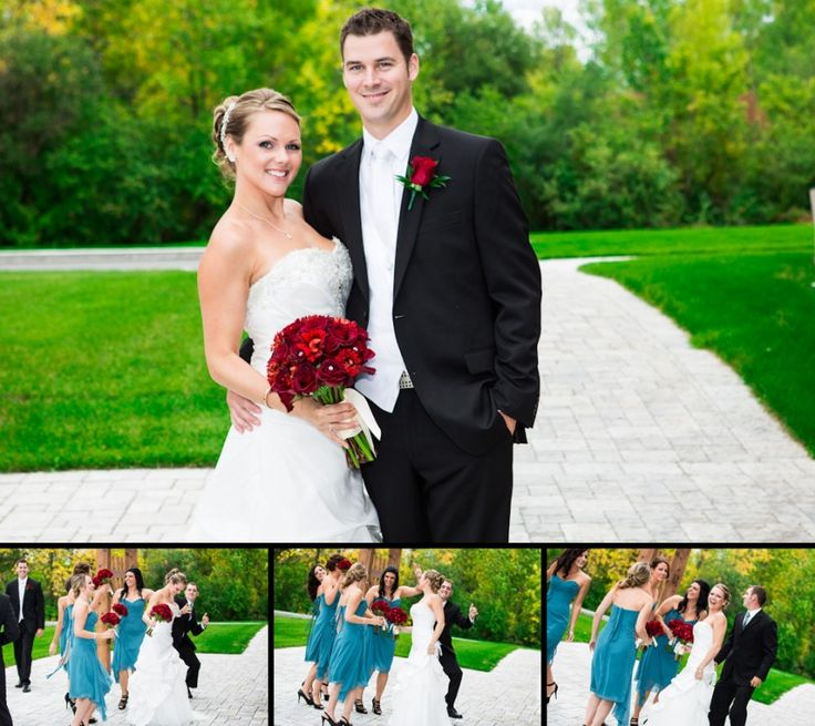 Gatineau Golf Club Wedding - Kelly and Corey- Kandid Weddings #ceremony #terrace