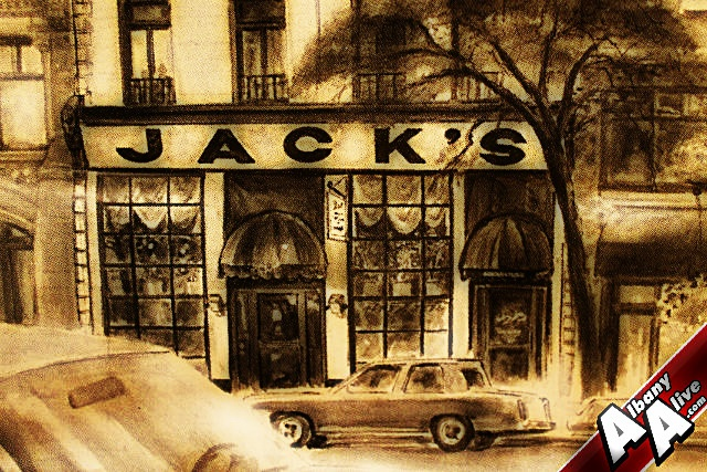 Jack's Oyster House Albany, NY Hudson river valley