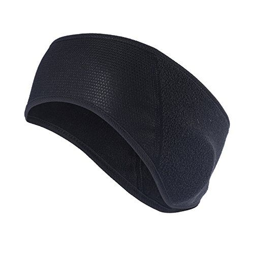 Fleece Ear Warmers Headband Ear Muffs - Perfect For Men And Women Keep Warm Polar Fleece Performance Stretch. Good for outdoor Sports:   Why Buy QingLongLin Fleece Beanie/Headband/Face Mask/bbr br1) 100% Brand New. Classic style, feels super soft, windproof, breathable, excellent, solid modeling, in line with the structure of human head. br 2) Comes with amazing features to ensure optimal comfort and protection against harsh weather conditions. Soft fleece provides instant and long las...