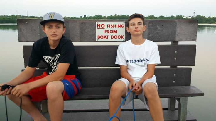 Two 14 Year Old Best Friends Are Crowdfunding Their College Bass Fishing Dreams