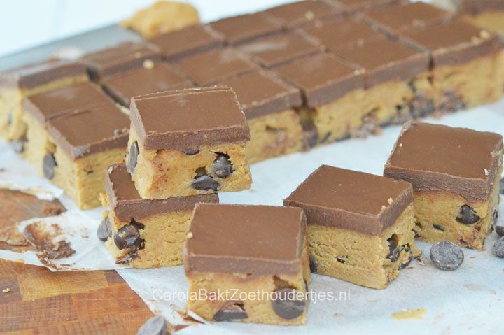 Hou je van koekjesdeeg snoepen? Bij dit recept van cookie dough pindakaaskoeken kun je lekker snoepen snoepen. En je maakt genoeg om te delen met anderen.